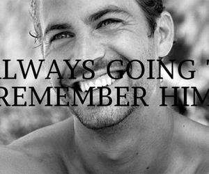 always, forever, and paul walker image