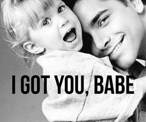 full house, babe, and michelle image