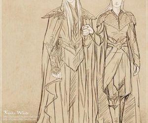 art, fan art, and Legolas image