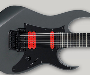 guitar, ibanez, and signature image