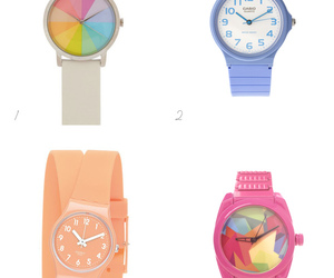 colors, pastel, and time image