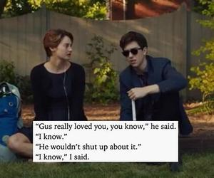 the fault in our stars, quote, and hazel grace image