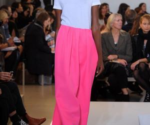 Jil Sander and runway image