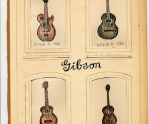 art, gibson, and drawing image
