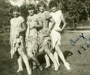 1926, flappers, and teenagers image