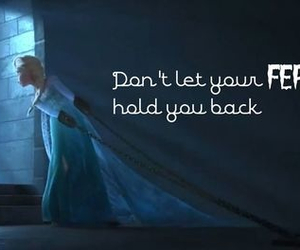 fears, elsa, and frozen image