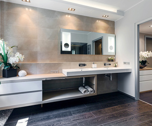 architecture, bathroom, and design image