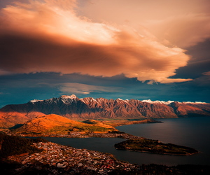 new zealand, queenstown, and skyline restaurant image