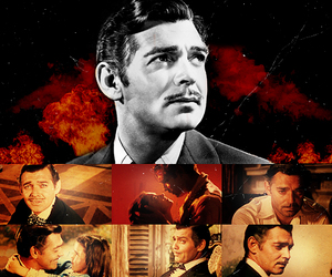 Gone with the Wind and Rhett Butler image
