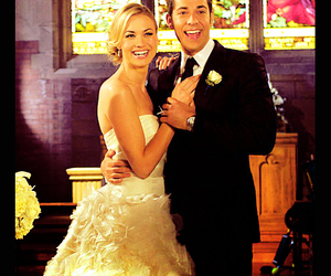chuck, chuck bartowski, and couple image