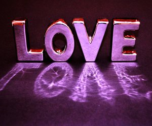 creative and love image