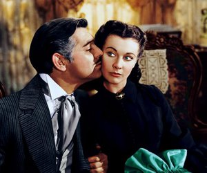 Gone with the Wind and scarlett image