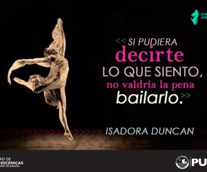 dance, danza, and isadora duncan image