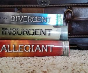 books, roth, and trilogy image