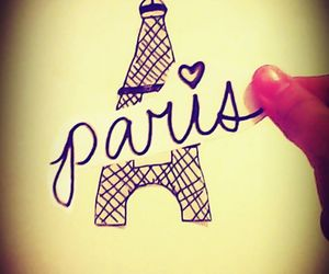 france, cute, and paris image