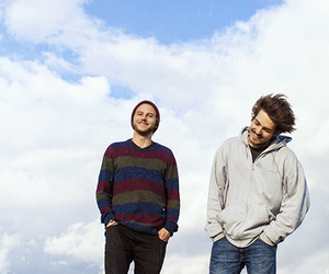 german, singer, and milky chance image
