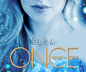 frozen, once upon a time, and elsa image