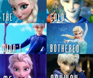 couple, jack, and frost image