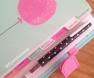 filofax, planner, and travel image