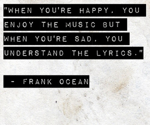 music, quotes, and Lyrics image