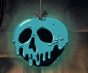 apple, snow white, and poison image