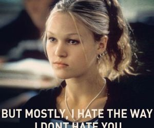 hate, movie, and girl image