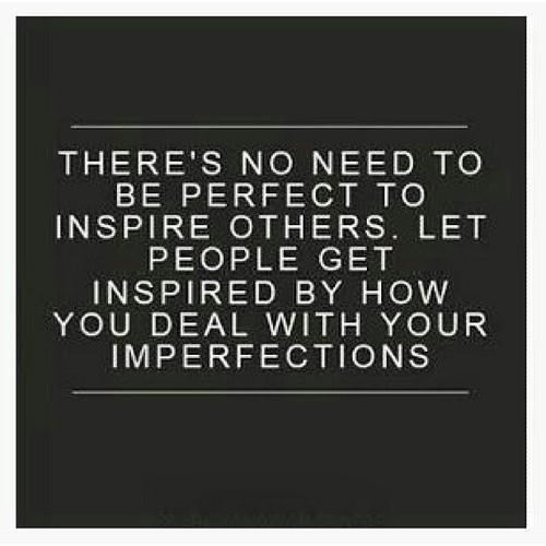 1 Tumblr Natural Beauty Quote About The Role Of Imperfection In Beauty