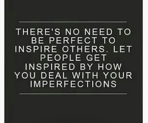 1 Tumblr Natural Beauty Quote About The Role Of Imperfection In