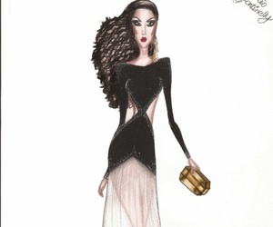 drawing, illustration, and illustrator image