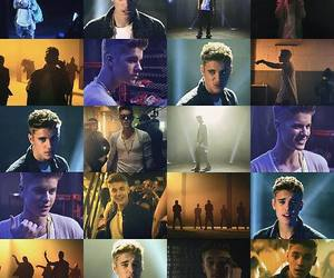 confident, justin bieber, and JB image
