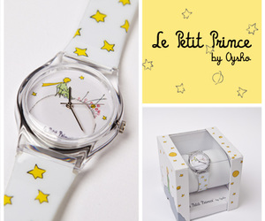 clock and le petit prince image