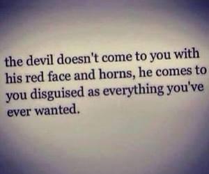 Devil image