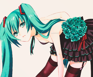 kawaii and vocaloid image