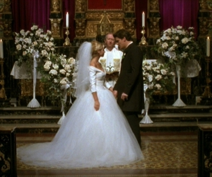 wedding, love, and buffy summers image