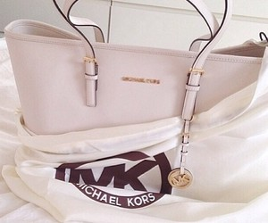 Michael Kors, bag, and mk image