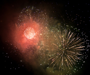color, cool, and firework image