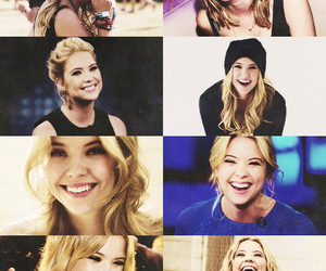 ashley benson, pll, and smile image