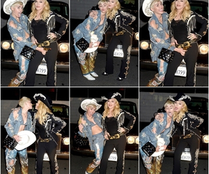 madonna, miley cyrus, and mtv unplugged image