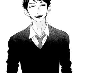 anime, hirunaka no ryuusei, and boy image