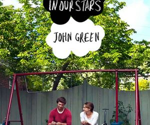 the fault in our stars, john green, and tfios image