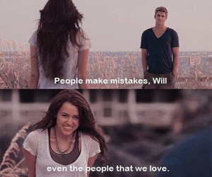 love, miley cyrus, and the last song image