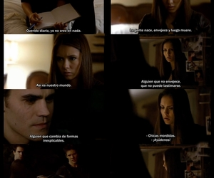 damon, stefa, and elena image