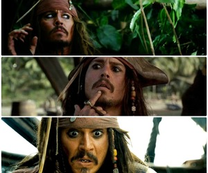 film, funny, and jack sparrow image