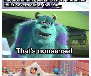 funny, disney, and toy story image