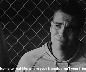 friends, glee, and life image