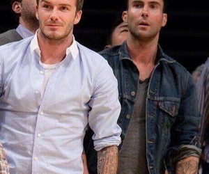 adam levine, David Beckham, and Hot image
