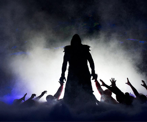 undefeated, undertaker, and wrestler image