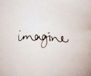 imagine, quotes, and text image