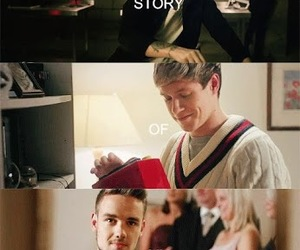 one direction, story of my life, and niall horan image