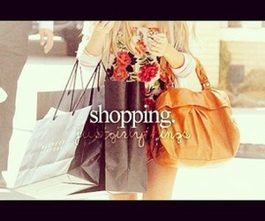 shopping and girly image